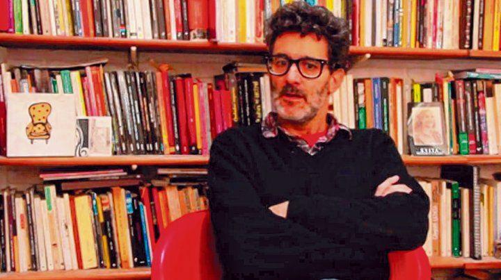 El investigador Esteban Rodríguez Alzueta trabaja en el Laboratorio de Estudios Sociales y Culturales sobre Violencias (UNQ).
