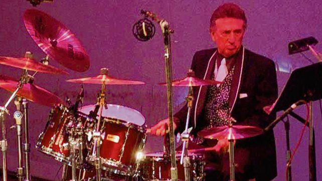 Murió D.J. Fontana, el baterista estrella de Elvis