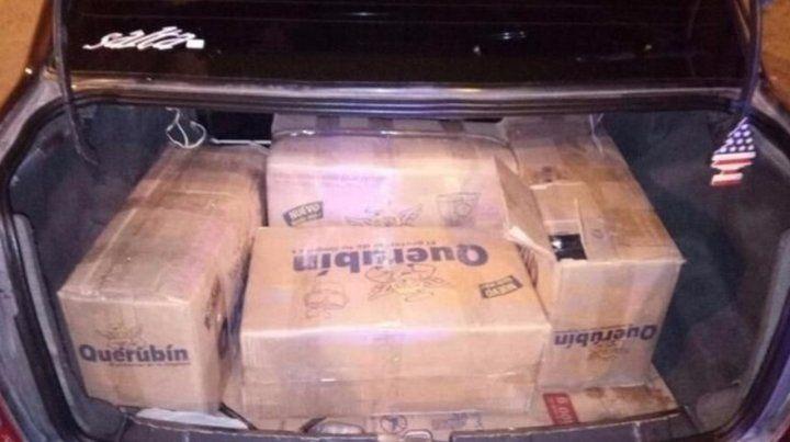Un policía va a juicio por traficar 135 kilos de cocaína