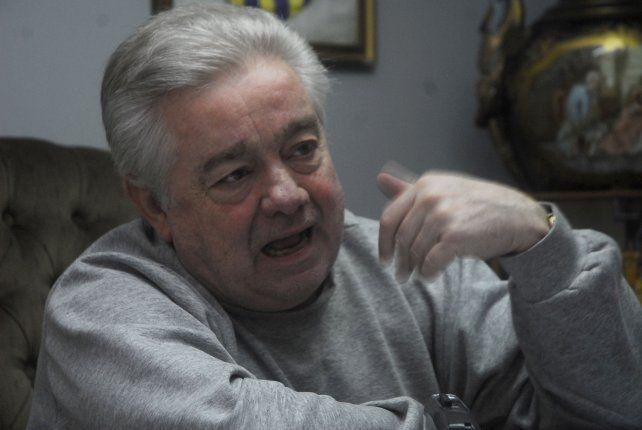 El expresidente de Central hizo un repaso de su paso por el club de Arroyito.