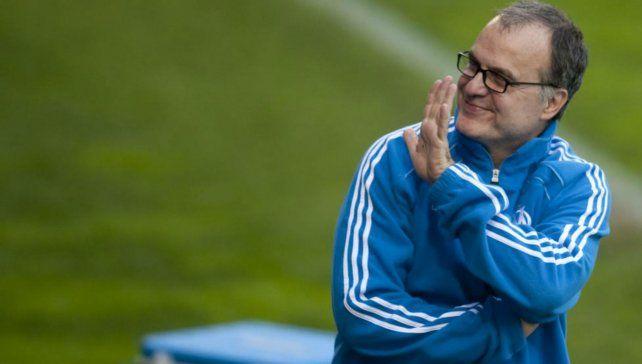 A las canchas. El ex técnico leproso continuará su carrera en Europa.