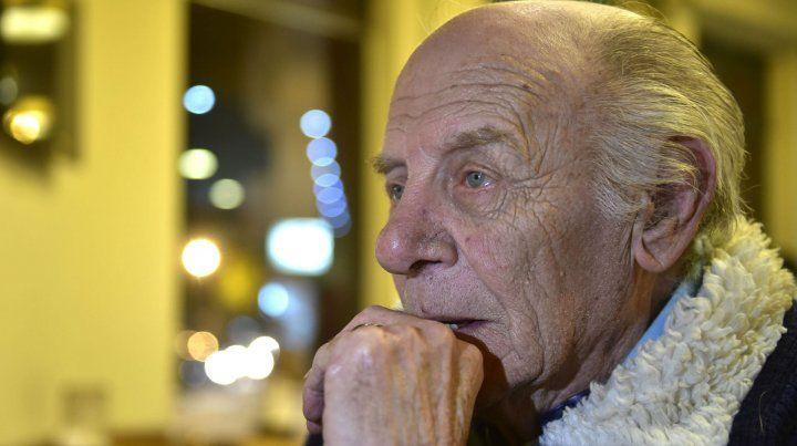Un veterano. Sachi jugó el Mundial de 1962 y se enfrentó a enormes rivales