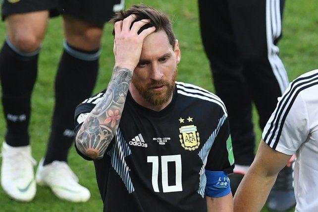 Argentina tuvo un debut con las mismas dudas