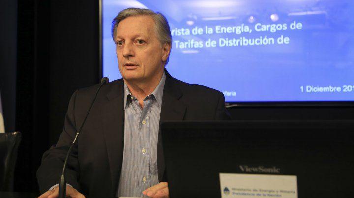 El polémico Juan José Aranguren deja el Ministerio de Energía.