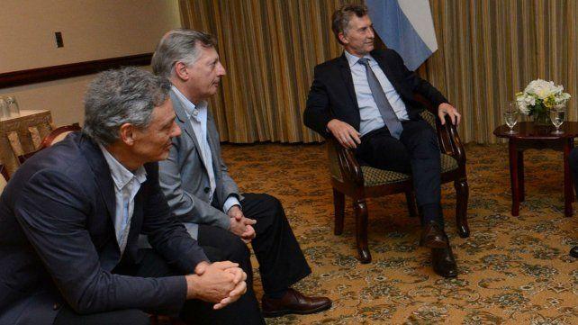 Cabrera y Aranguren fueron desplazados de sus cargos.