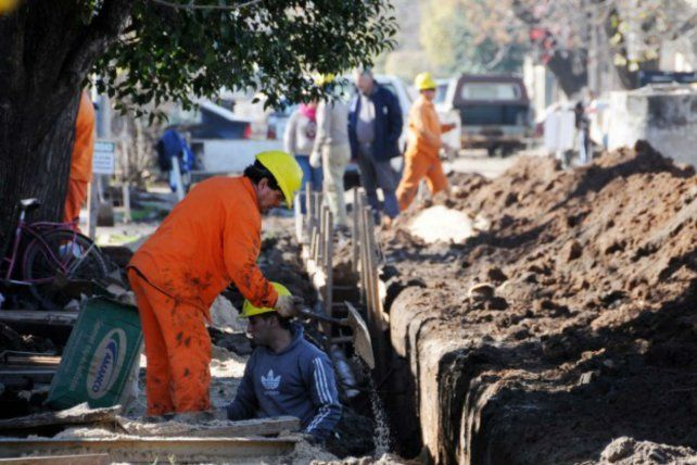 Perfil. El recorte en el gasto para obra pública ronda el 40%