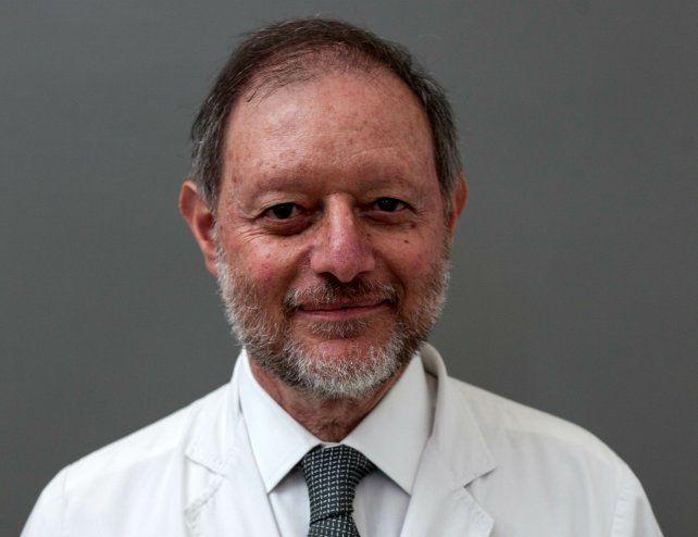 El neurólogo Ricardo Reisin.