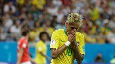 Gusto a poco. Brasil tuvo un buen primer tiempo y dejó dudas en el segundo.