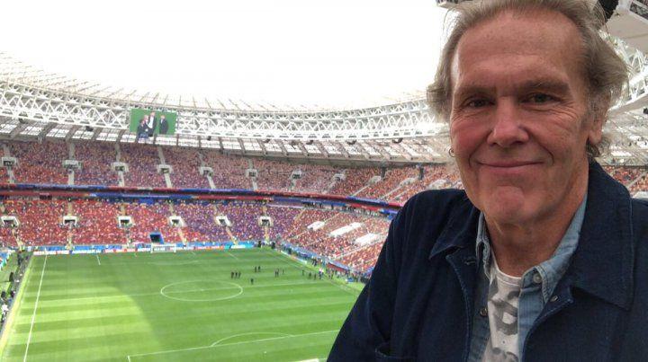 Bonadeo denunció que fue agredido por hinchas argentinos en Rusia