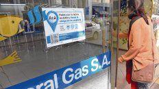 Un beneficio. Si prospera el proyecto del PRO, la rebaja en la factura del servicio de gas sería del diez por ciento del monto total.