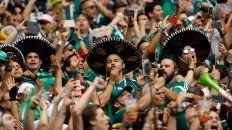 la fifa investiga a la hinchada mexicana por grito homofobico