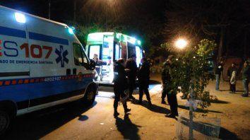 Cuatro personas resultaron heridas en una balacera en Pasco y Chacabuco