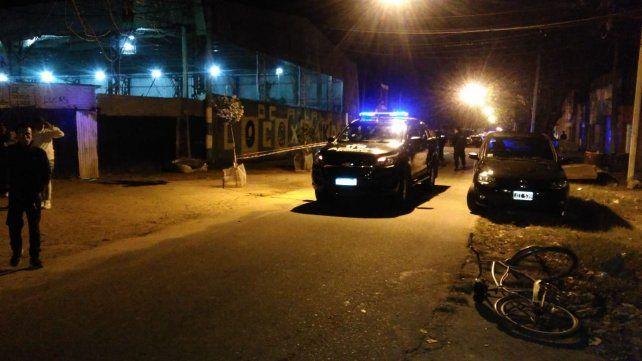 Cuatro heridos en una terrible balacera en Pasco y Chacabuco