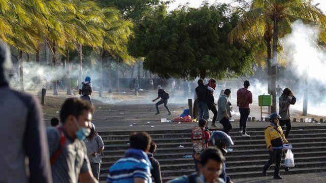 El gobierno de Nicaragua solamente registra 46 muertos desde que comenzó  el conflicto el 18 de abril.