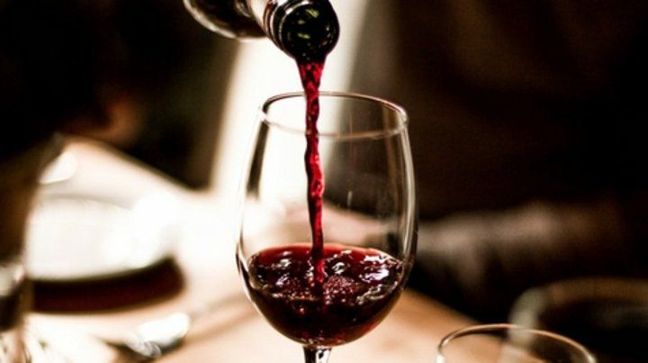 Salud. Los médicos recomiendan una copa de vino