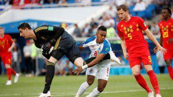 Sólida victoria de Bélgica a Panamá por 3 a 0