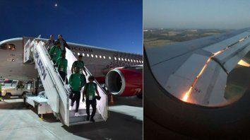 Mayúsculo susto se llevaron los jugadores de Arabia Saudita.