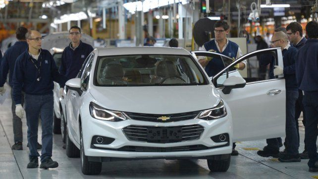 General Motors desmintió las supuestas suspensiones en la planta de Alvear