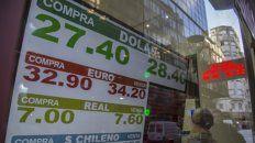 Tregua. El dólar bajó 43 centavos en la city porteña. El Central inauguró el mecanismo de subastas.