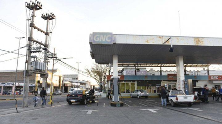 Estación. El crimen se desencadenó la noche del domingo en Uriburu y Vuelta de Obligado