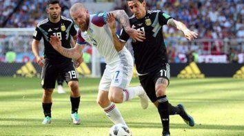Se veía venir. El flojo nivel que viene teniendo Di María en la selección es de hace tiempo, no sólo por el partido ante Islandia.