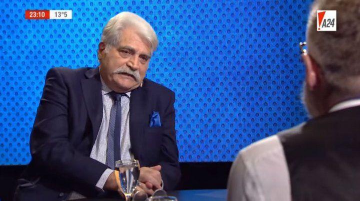 Asís: La conversación de Macri y Lorenzetti tiene que ver con cuestiones de plata y jubilaciones