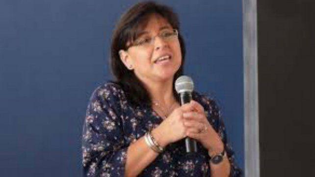 Amparo Medina llegará a Santa Fe el viernes. También la esperan en Rosario.