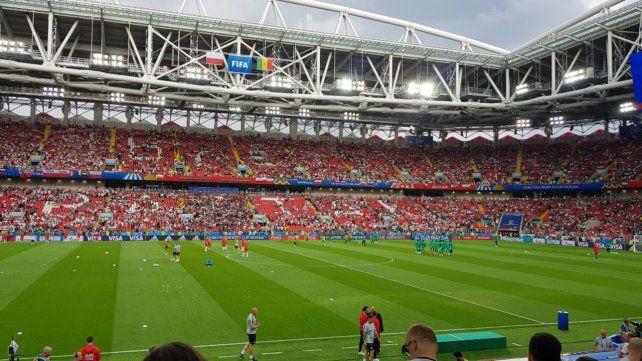 Senegal sorprendió a Polonia y le ganó 2 a 1