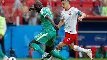 El polaco Lewandowski tiene su estreno en el Mundial ante Senegal