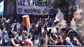 Cómo será la actividad en Rosario por el paro nacional convocado por la CGT