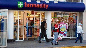 Farmacity. Su aparición hizo cerrar a numerosas farmacias de barrio.