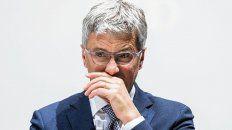 Rupert Stadler. El ex presidente detenido dirigió Audi durante 11 años.