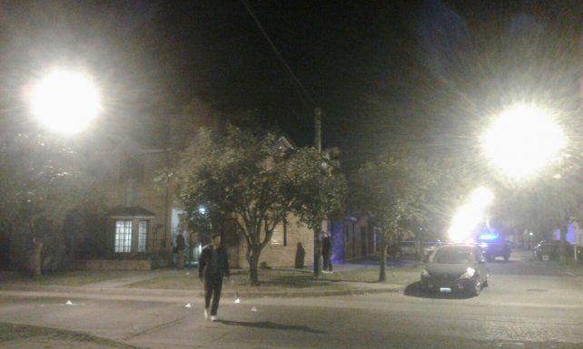Balearon en zona sur la casa de la exesposa del juez Juan Carlos Vienna