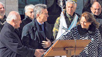 En 2016 y 2017 el presidente presidió los actos por el Día de la Bandera en la ciudad.