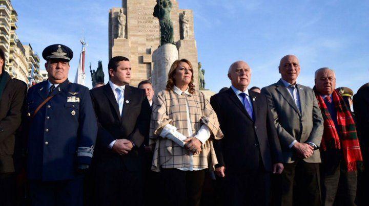 Fein destacó la gesta de Belgrano por la independencia