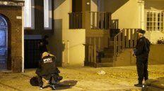 a 21 dias del ataque a casas donde vivio otro juez