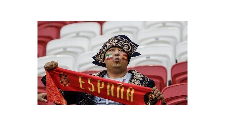 España ganó con lo justo y encabeza el grupo con Portugal