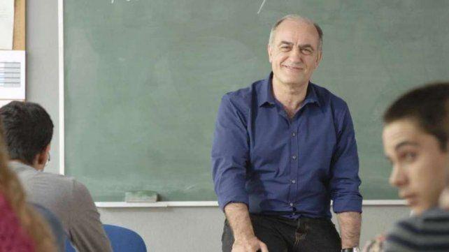 El actor Francesc Orella, el verdadero Merlí.