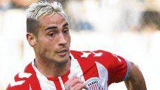 Fydriszewski. El Polaco, jugando para el Lugo español.