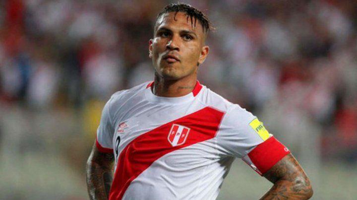 El líder peruano. No sólo por sus goles es clave Paolo Guerrero
