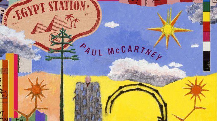 Paul McCartney anunció en Instagram el lanzamiento de su primer disco en cinco años