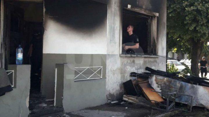 Bomberos de Santa Fe apagaron 8 incendios por mala calefacción