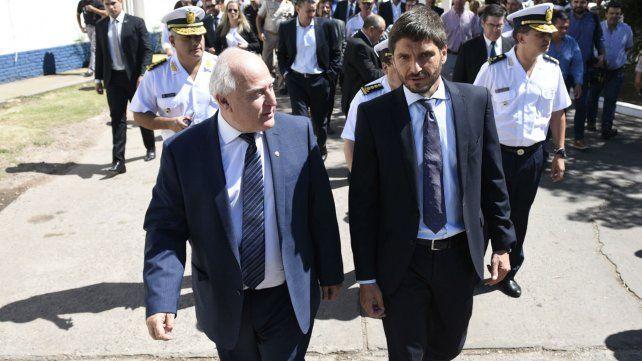 El gobernador y el ministro de Seguridad se reunirán con funcionarios judiciales.