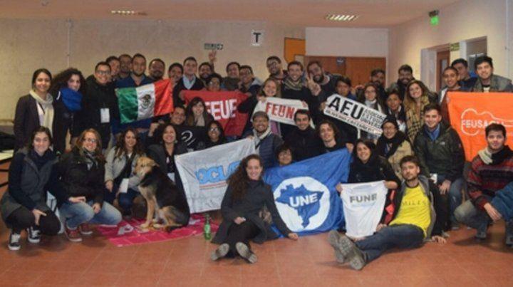 Estudiantes de distintas federaciones de Latinoamérica llamaron a unir reclamos y alertaron por aquellos Estados que proponen ajustes en la educación superior.