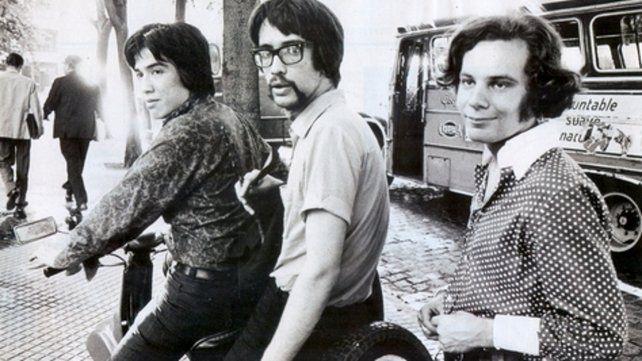 El trío y la metáfora con Liz Taylor y Richard Burton