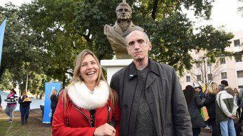 Esta iniciativa forma parte de Rosario esquina Belgrano, del artista Dante Taparelli.