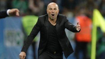 Es mía. Sampaoli se hizo cargo de la responsabilidad por la derrota argentina. Yo tomo las decisiones, dijo.