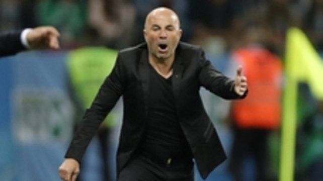 Es mía. Sampaoli se hizo cargo de la responsabilidad por la derrota argentina. Yo tomo las decisiones
