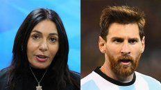 La cuestionada funcionaria del gobierno israelí hizo un polémico posteo sobre la selección argentina.