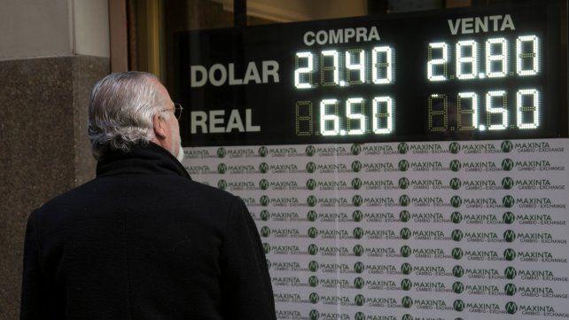 Algo de calma. El mercado espera que el dólar encuentre estabilidad.
